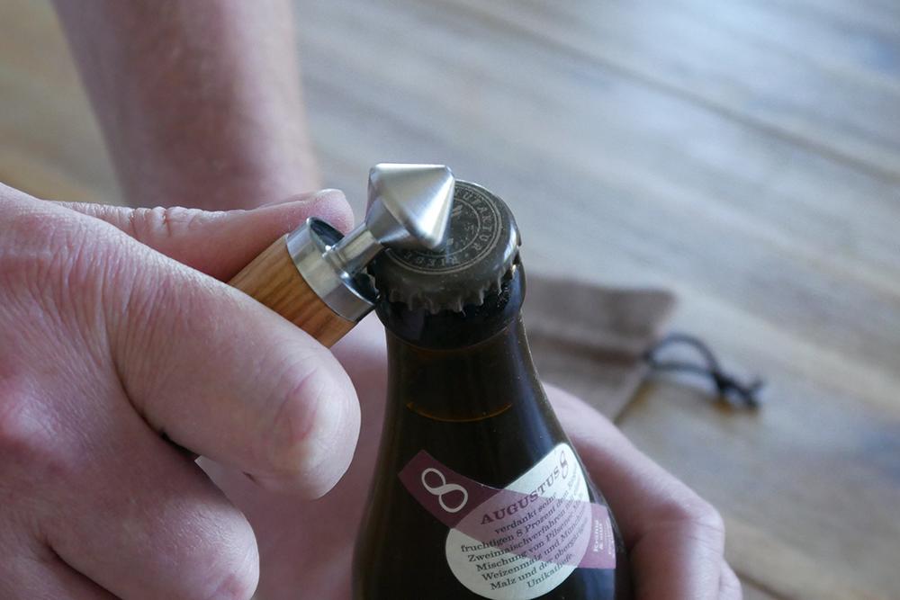 Bruuz der Designflaschenöffner
