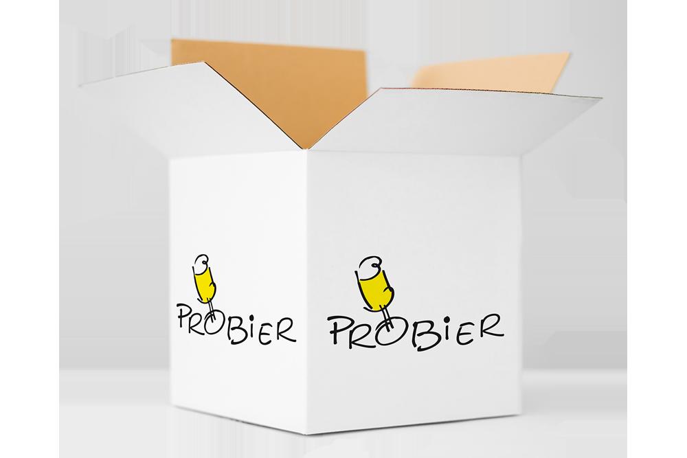 auch im Paket: ProBier-Club-Geschenk