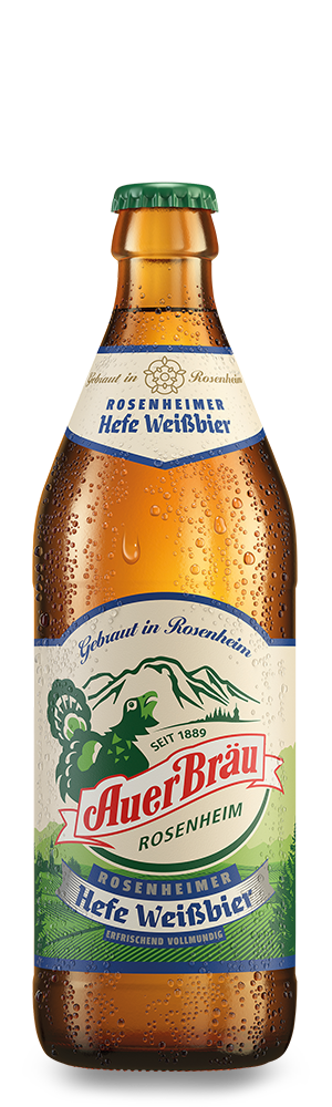 Rosenheimer Hefe Weißbier