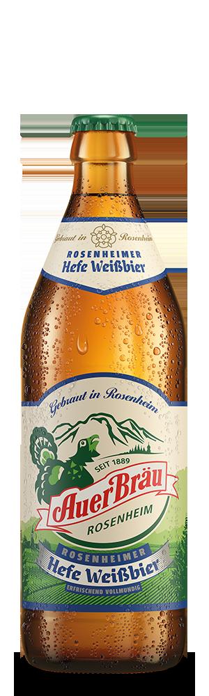 Abbildung Flasche Rosenheimer Hefe Weißbier
