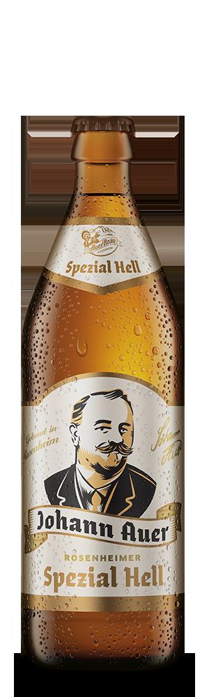 Abbildung Flasche Rosenheimer Spezial Hell