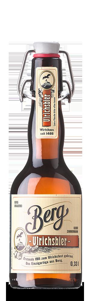 Abbildung Flasche Ulrichsbier