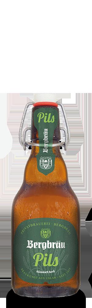 Abbildung Flasche Pils