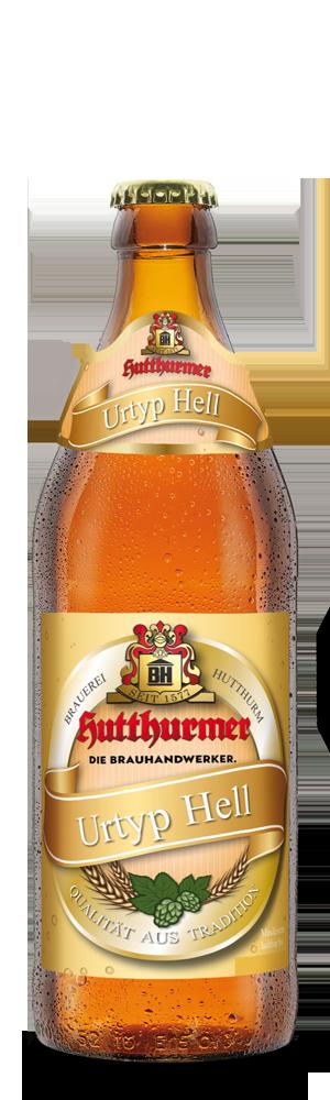 Abbildung Flasche Urtyp Hell