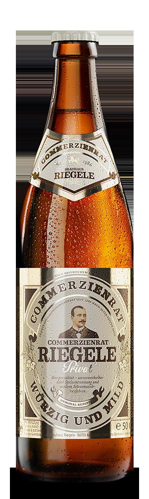 Abbildung Flasche Commerzienrat