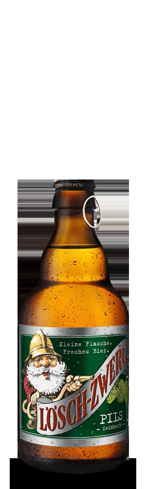 Abbildung Flasche Lösch-Zwerg Pils