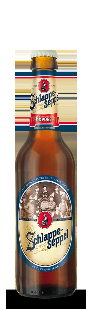 Abbildung Flasche Schlappeseppel Export