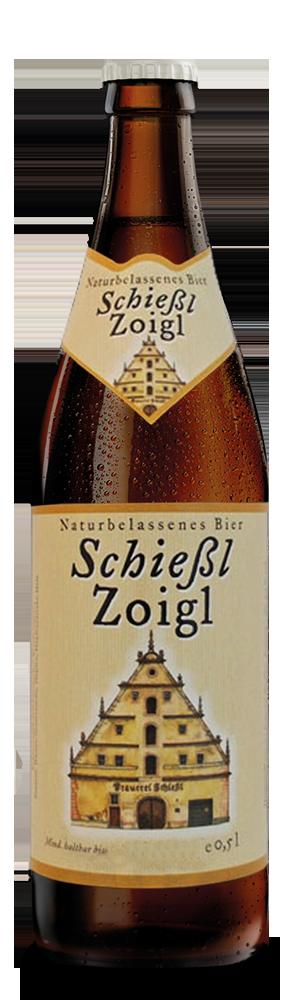 Abbildung Flasche Schießl Zoigl