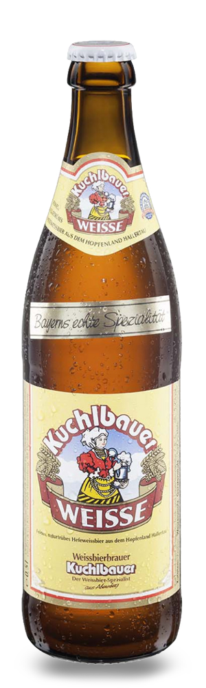 Abbildung Flasche Kuchlbauer Weisse