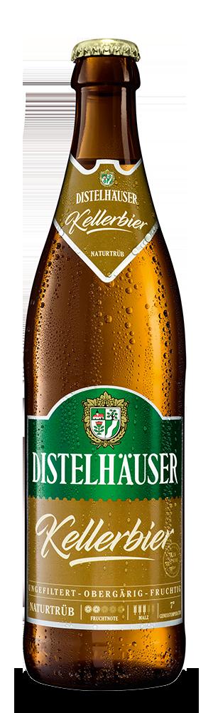 Abbildung Flasche Distelhäuser Kellerbier