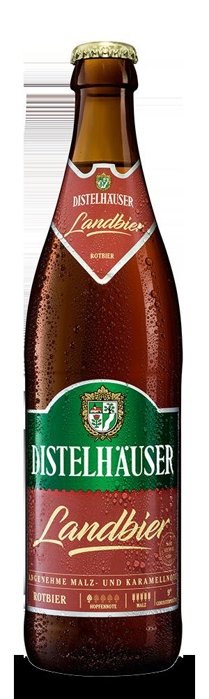 Abbildung Flasche Distelhäuser Landbier