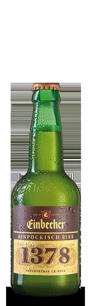 Abbildung Flasche Ainpöckisch Bier