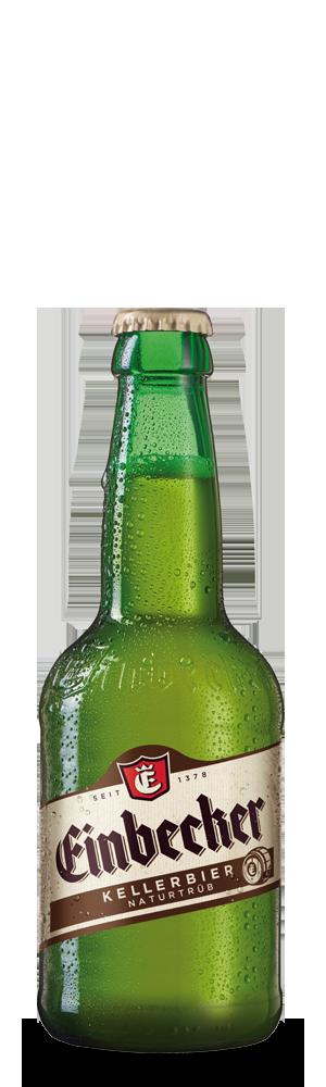 Abbildung Flasche Einbecker Kellerbier