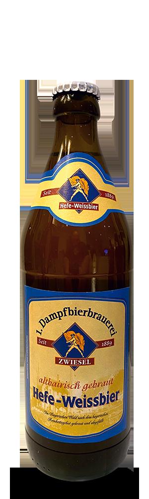 Hefe Weissbier hell