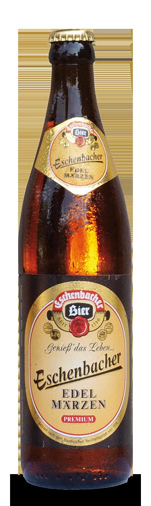 Abbildung Flasche Eschenbacher Edel Märzen