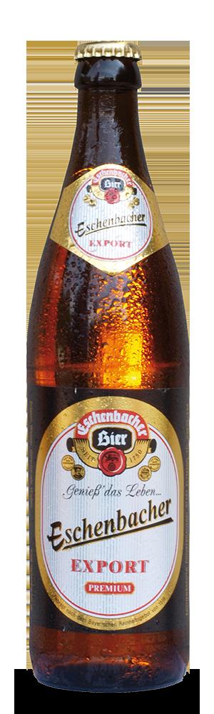 Abbildung Flasche Eschenbacher Export