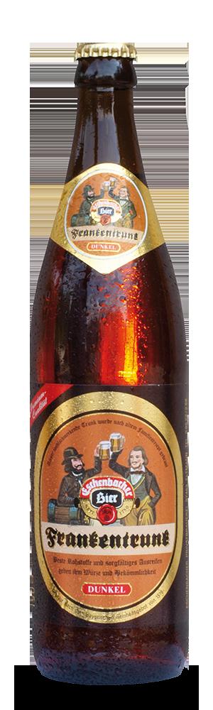 Abbildung Flasche Eschenbacher Frankentrunk Dunkel