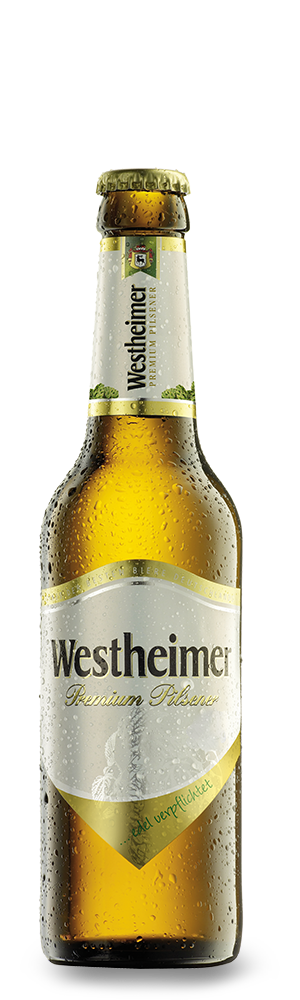 Westheimer Premium Pilsner