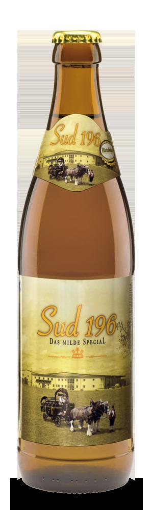 Abbildung Flasche Sud 196