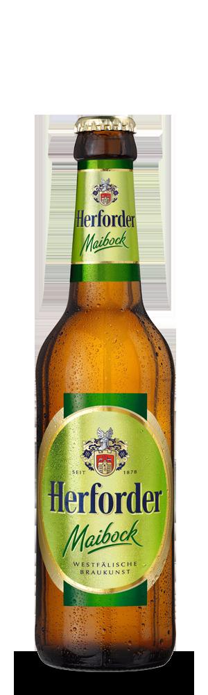 Abbildung Flasche Maibock