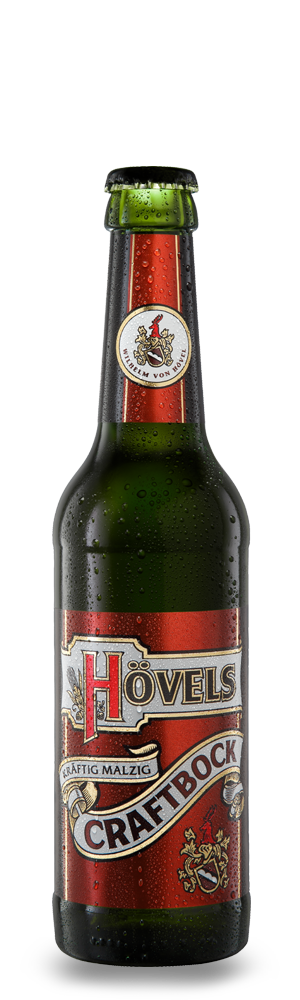 Abbildung Flasche Hövels Craftbock