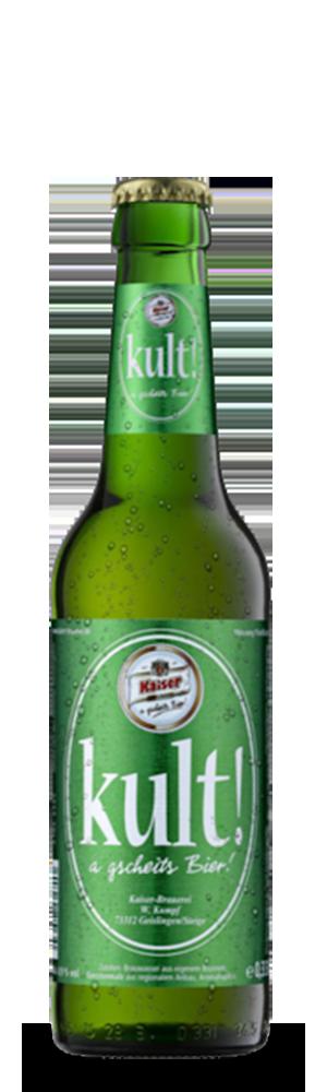 Abbildung Flasche Kaiser kult