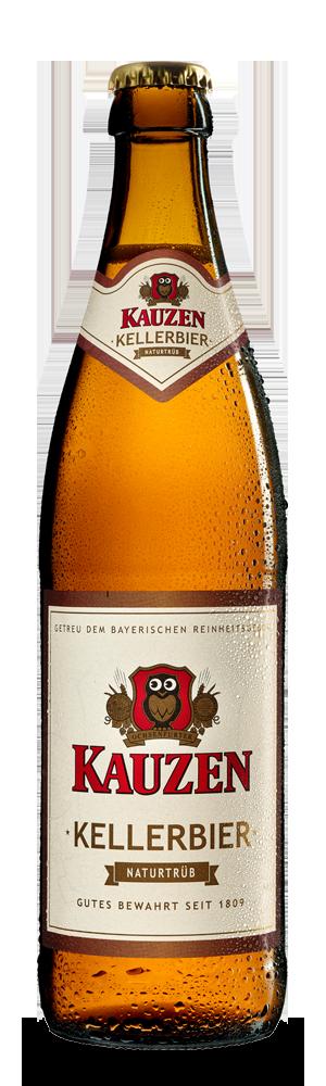 Abbildung Flasche Kellerbier