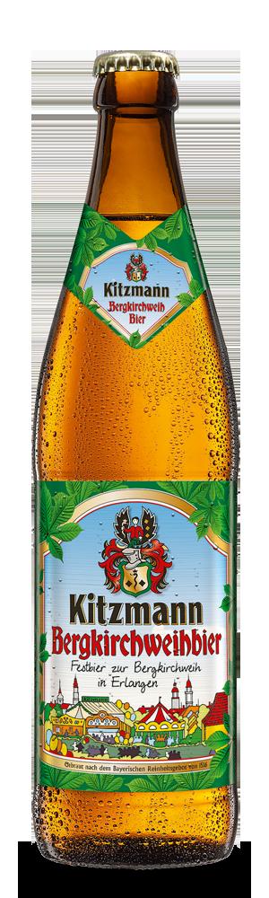 Abbildung Flasche Bergkirchweihbier