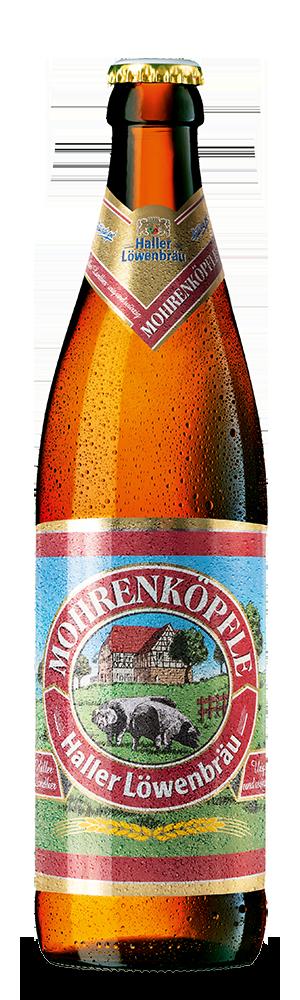 Abbildung Flasche Mohrenköpfle