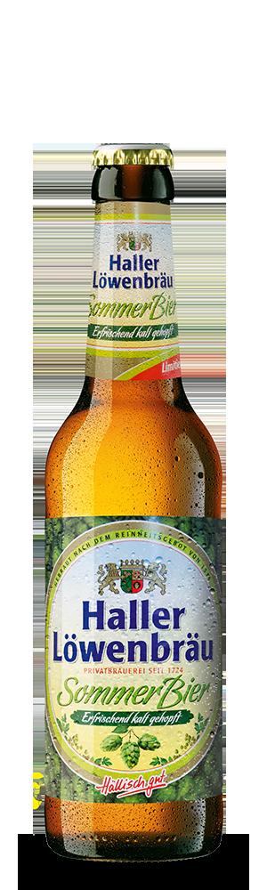 Abbildung Flasche SommerBier