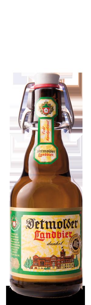 Abbildung Flasche Detmolder Landbier