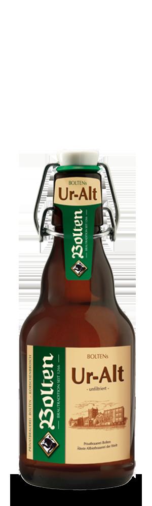 Abbildung Flasche Ur-Alt