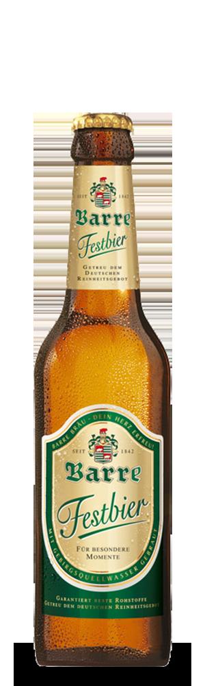 Abbildung Flasche Festbier