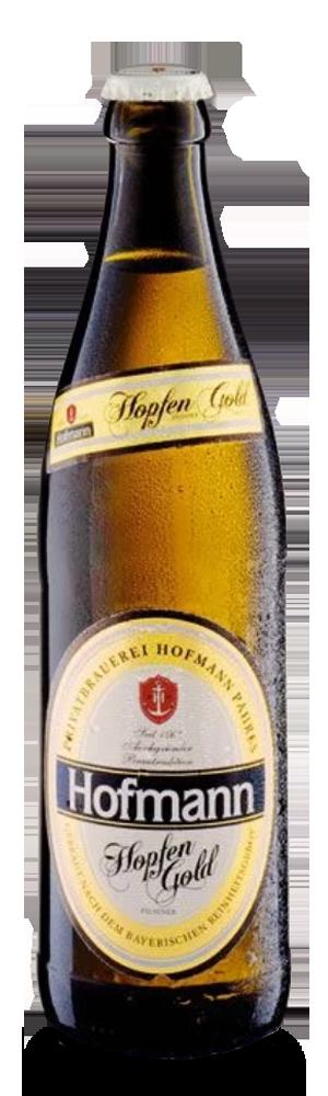 Abbildung Flasche Hopfengold