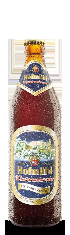 Abbildung Flasche Hofmühl Wintermärzen