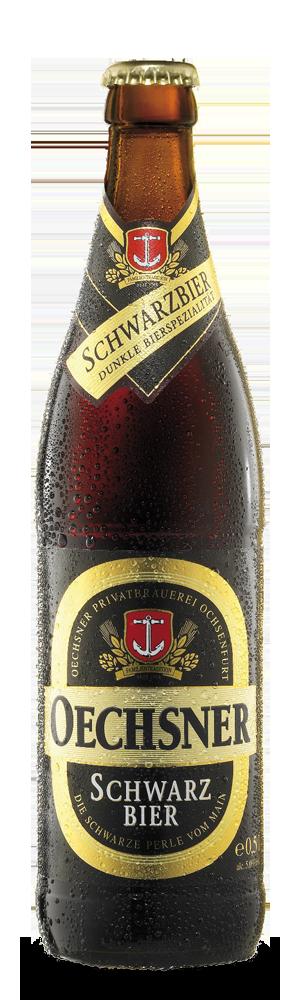 Abbildung Flasche Oechsner Schwarzbier