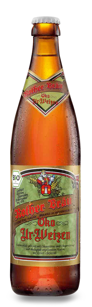 Abbildung Flasche Öko Ur-Weizen