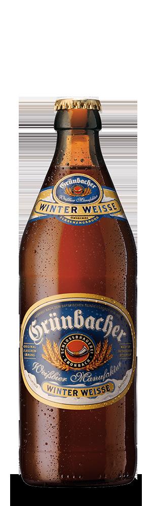 Abbildung Flasche Winter Weisse