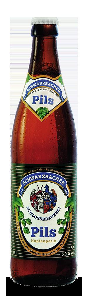 Abbildung Flasche Hopfenperle