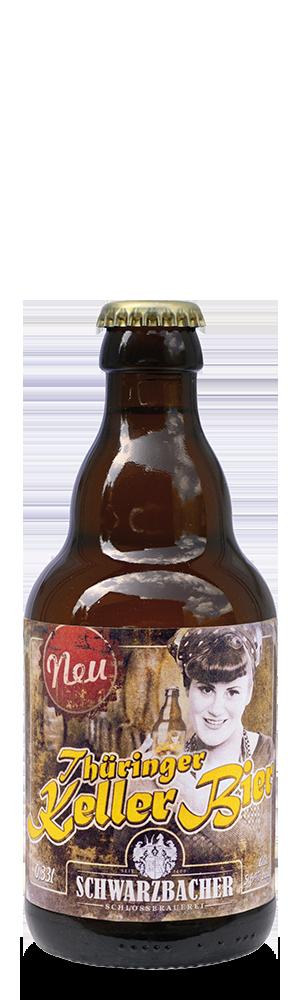 Abbildung Flasche Thüringer Kellerbier