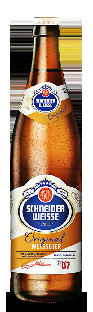 Abbildung Flasche Original TAP 7