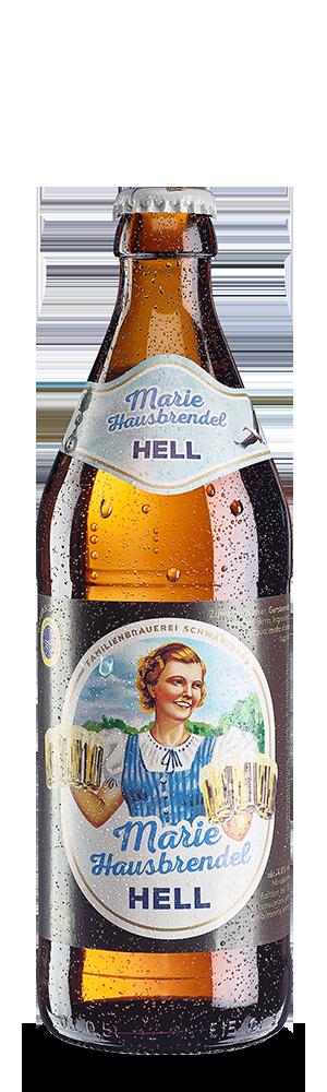 Abbildung Flasche Marie Hausbrendel