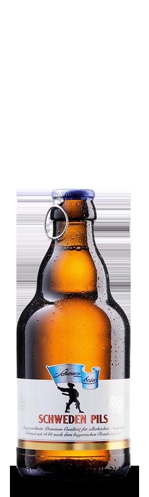 Abbildung Flasche Schweden Pils