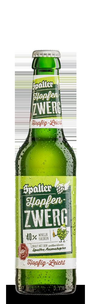 Abbildung Flasche HopfenZwerg