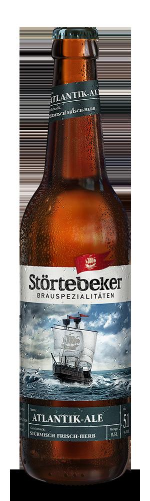 Abbildung Flasche Atlantik Ale