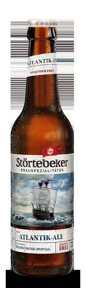 Abbildung Flasche Atlantik-Ale alkoholfrei