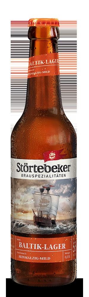 Abbildung Flasche Baltik Lager