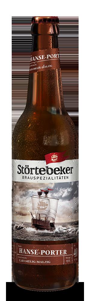 Abbildung Flasche Hanse-Porter