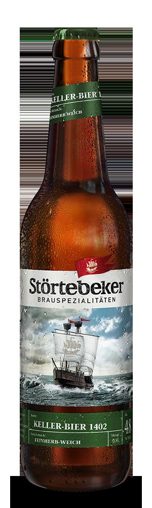 Abbildung Flasche Keller-Bier 1402