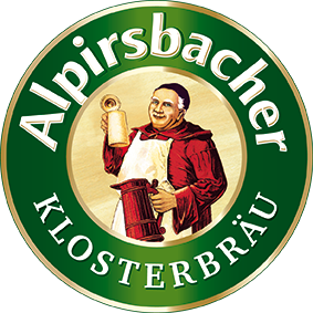 Logo der Alpirsbacher Klosterbräu Glauner GmbH & Co. KG